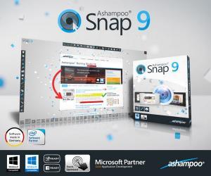 Ashampoo snap 9 presentation