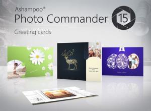 Ashampoo photo commander 15 cards