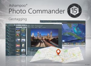 Ashampoo photo commander 15 geo