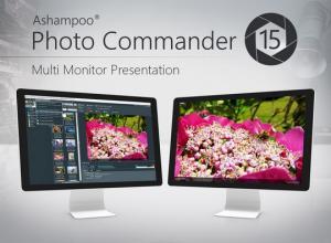 Ashampoo photo commander 15 monitor